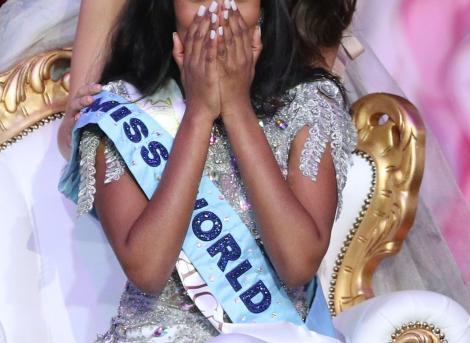 A fost aleasă cea mai frumoasă femeie din lume! Are doar 23 de ani! Cum arată Miss Jamaica, zeița care a întrecut alte 100 de concurente