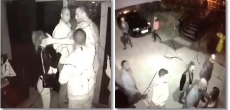 Fiul lui Sile Cămătaru, prins de polițiști după o urmărire ca-n filme, cu focuri de arme. Tânărul era căutat din octombrie, după ce a înjunghiat un bărbat