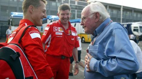 """Michael Schumacher ar putea reveni în public în viitorul apropiat. Medicul care îl îngrijește rupe tăcerea: """"Este încă sub tratament. Îl vizitez constant"""""""