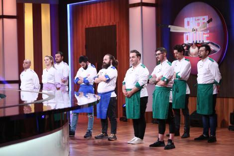 Șervețelele au fost ingredientul principal în semifinala Chefi la cuțite! Trei probe de foc au decis concurenții din finală! Ce s-a întâmplat în ediția din 16 decembrie 2019