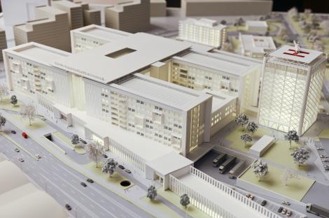 Aprobarea indicatorilor tehnico-economici ai Spitalului Metropolitan, pe ordinea de zi a şedinţei Consiliului General al Municipiului Bucureşti