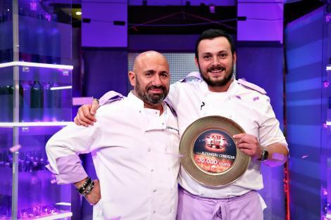Desertul cu care Alexandru Comerzan, câștigătorul de aur al sezonului 7, a impresionat jurații