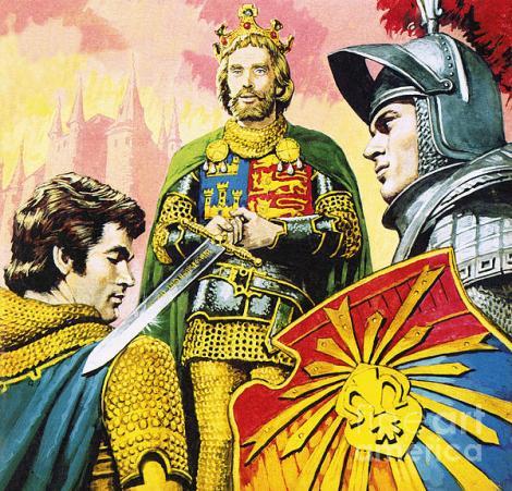 Legenda Regelui Arthur e reală! A luptat cu creaturi magice, a înființat cel mai mare ordin cavaleresc și a avut cel mai mare vrăjitor din istorie de partea lui