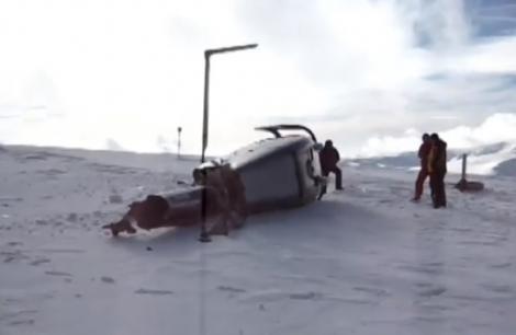Ministrul Marcel Vela s-a prăbușit cu elicopterul! Informații cutremurătoare despre accidentul din urmă cu 12 ani   FOTO