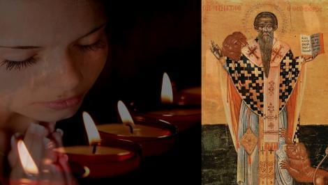 Rugăciune către Sfântul Ignatie pentru iertarea păcatelor din Postul Crăciunului