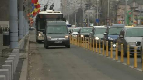 Atenție! Șoferii care circulă pe această porțiune de stradă din București riscă o amendă de 870 de lei!