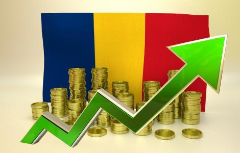 INS a revizuit în sus, la 4,4%, creşterea economiei româneşti din 2018