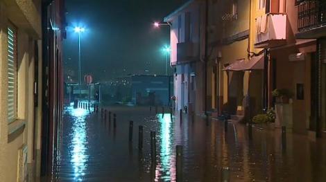 Șapte morți, în urma furtunii Elsa. Autoritățile din Spania și Portugalia au închis mai multe drumuri și autostrăzi