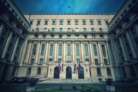 Ziua porţilor deschise la MAI, unde a funcţionat Comitetul Central al PCR şi biroul lui Nicolae Ceauşescu, pentru prima dată în 30 de ani