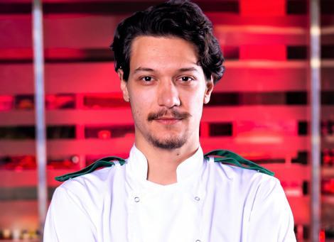 """Alexandru Popa, finalist Chefi la cuțite, dezvăluire ce a pus fanii pe jar! """"Am un gol în suflet"""""""