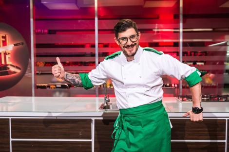 Cine ar fi crezut?! Ce facultate a făcut Alexandru Sasu, de la Chefi la cuțite! A renunțat la tot pentru bucătărie