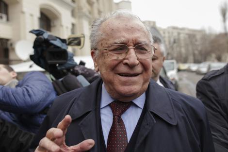 Ciolacu, întrebat cum se raportează la Ion Iliescu, acuzat de infracţiuni contra umanităţii: Cred că este un lucru pe care trebuie să-l lămurească istoria şi mai nou justiţia