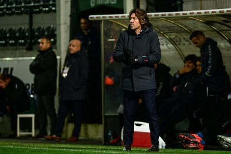 Ricardo Sa Pinto nu mai este antrenorul  echipei Sporting Braga