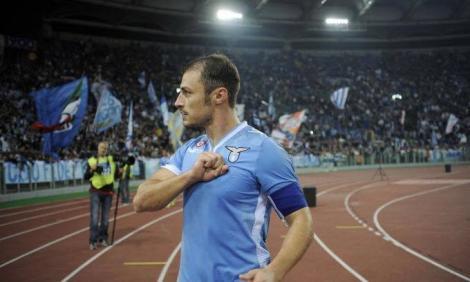 Ştefan Radu, în istoria clubului Lazio, alături de Favalli, Mancini şi Nedved