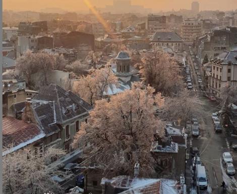 Temperaturi anormale de Crăciun, în București. Cum va fi vremea în prima și în a doua zi de Crăciun