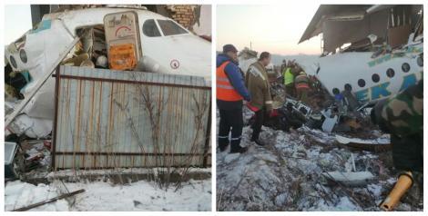 Un avion cu 100 de oameni la bord, între care și copii, s-a prăbușit într-o clădire! Atenție, imagini ce vă pot afecta emoțional! Bilanțul morților, actualizat! VIDEO