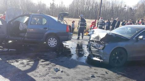 Poliţia Română: 15 accidente grave de circulaţie, în urma cărora 8 persoane au decedat, iar 12 au fost grav rănite, în a doua zi de Crăciun