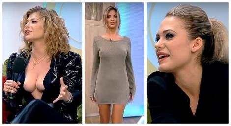 """Top 3 cele mai îndrăgite momente din """"Neatza cu Răzvan și Dani""""! Ce declarații picante au făcut în direct de Loredana Groza și Michaela Prosan. Ramona Olaru a lăsat să se vadă tot! VIDEO"""