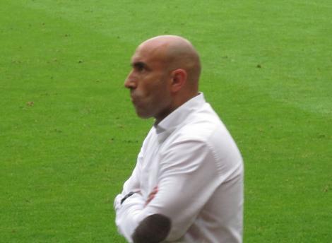 Abelardo Fernandez va antrena formaţia Espanol Barcelona