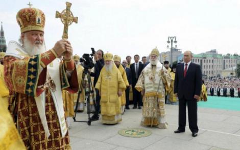 Patriarhia Moscovei întrerupe relaţiile cu Patriarhia din Alexandria după ce patriarhul ortodox Theodoros al II-lea recunoaşte Biserica Ortodoxă Ucraineană