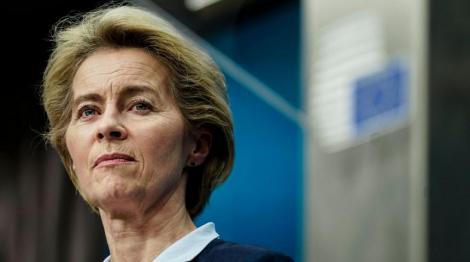 """Ursula von der Leyen, """"foarte îngrijorată"""" de puţinul timp avut la dispoziţie, pledează în favoarea unei prelungiri a tranziţiei Brexitului"""
