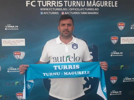 Turris anunţă că s-a despărţit de tehnicianul Marius Baciu