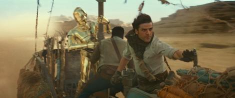 """""""Star Wars: The Rise of Skywalker"""", încasări de peste 30 de milioane de dolari în ziua de Crăciun"""
