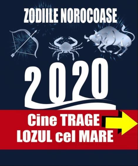 Vor da lovitura în 2020! Top trei zodii care vor avea noroc de bani și în dragoste anul viitor