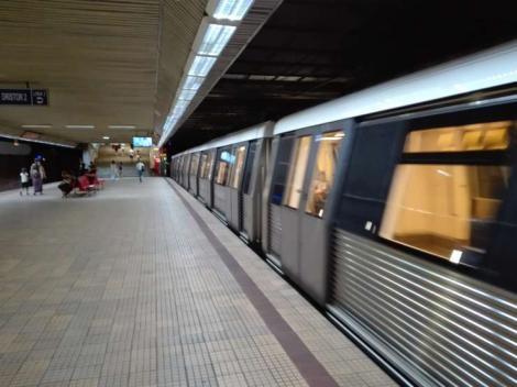 """Alstom a confirmat că a încheiat un contract nou de mentenanţă cu Metrorex. """"Bucureştenii vor continua astfel să circule în siguranţă cu metroul"""""""