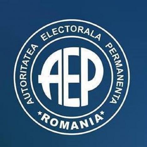 AEP a finalizat controlul privind veniturile şi cheltuielile partidelor politice în anul 2018/ Toate formaţiunile parlamentare au primit sancţiune contravenţională