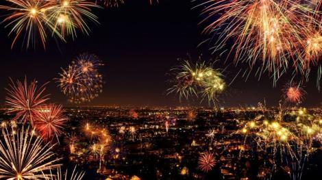 Ţările care au intrat deja în anul 2020! În Hong Kong noul an a fost sărbătorit fără celebrul foc de artificii
