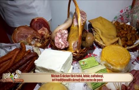Care sunt preparatele traditionale românești nelipsite de pe mesele din perioada Crăciunului și sărbătorilor de iarnă