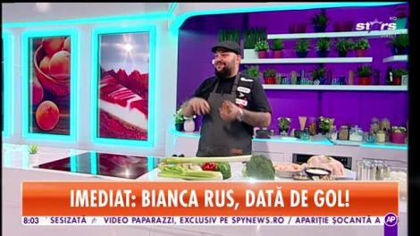 """Reţeta lui Chef Munti, câștigătorul """"Chefi la cuțite"""", sezonul 6: Falafel cu zacuscă marocană, un deliciu de post"""