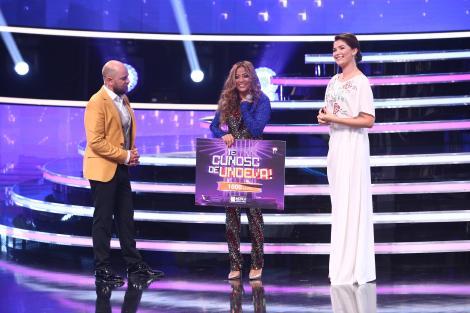 Ultima ediție de dinainte de finală a aparținut Bellei Santiago! Transformarea în Eleni Foureira, cel mai bun moment al serii