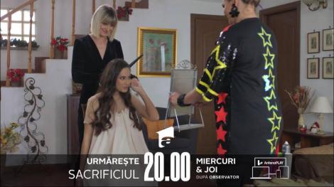 """Primul sezon din """"Sacrificiul"""" ajunge la sfârșit, dar va fi un final fericit pentru Ioana și Andrei? """"Cât vrei?"""""""