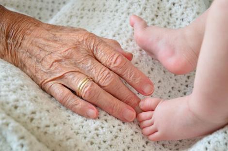 S-a stabilit suma indemnizației pentru bunici. Statul dă bani pentru cei care au în grijă nepoți
