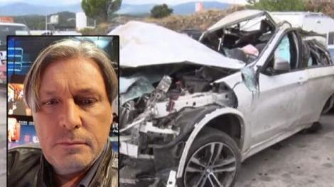 """Detalii cumplite despre accidentul lui Cornel Galeş! Ce au văzut martorii! Declaraţii dure: """"Are capul zdrobit. Nu-i vor scoate capacul sicriului"""""""