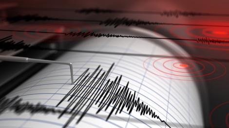 România, lovită de două cutremure, în interval de câteva ore!