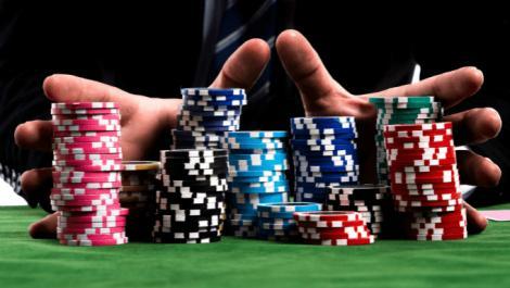 Scena cazinoului în România