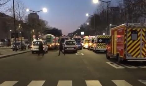 Bombă detonată în Capitală! Mii de locuitori au trăit momente de panică la Paris!