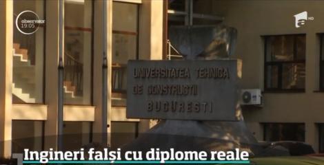 """Scandalul diplomelor false se extinde! O facultate de top din București a """"produs"""" zeci de specialiști falși: """"În doi, trei ani o să pice totul peste noi!"""""""