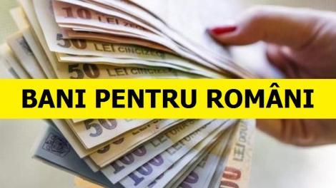 Românii primesc bani! Ce trebuie să faci ca să primești sume importante