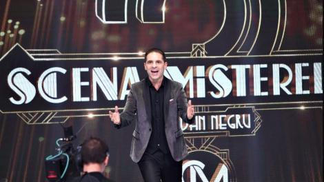 Scena misterelor, cu Dan Negru, începe din 28 februarie, la Antena 1