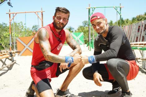 """Mircescu şi Geandră – ultimul duel la Ultimul Trib: """"Oamenii sensibili n-au ce căuta în acest concurs!"""""""
