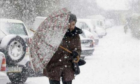 Vremea în weekend, 23-24 februarie. Prognoza meteo anunță ninsori și ger
