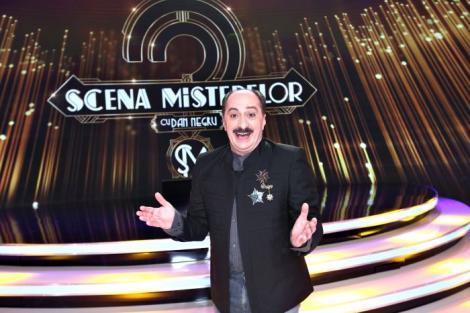 """Romică Ţociu, despre """"Scena Misterelor"""": """"Va fi un show impecabil. Rezonez perfect cu Dan Negru"""""""