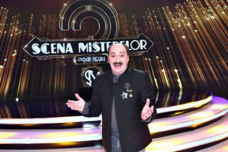 """Romică Țociu, dezvăluiri despre Scena Misterelor! Ce rol au oamenii în acest show: """"Vor primi numeroase premii!"""
