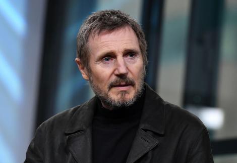 Celebrul actor Liam Neeson, la vânătoare de oameni cu arma, pe străzi! Ce a avut de spus în apărarea sa