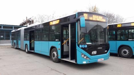 Toate autobuzele din București, retrase de urgență la depou! Conducerea STB a comunicat motivul!