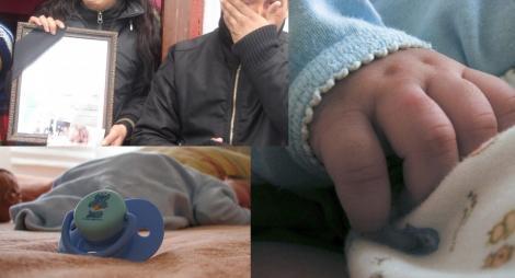 Un bebeluș a murit în cabinetul medicului de familie din Alba Iulia. Copilul s-a stins în brațele mamei